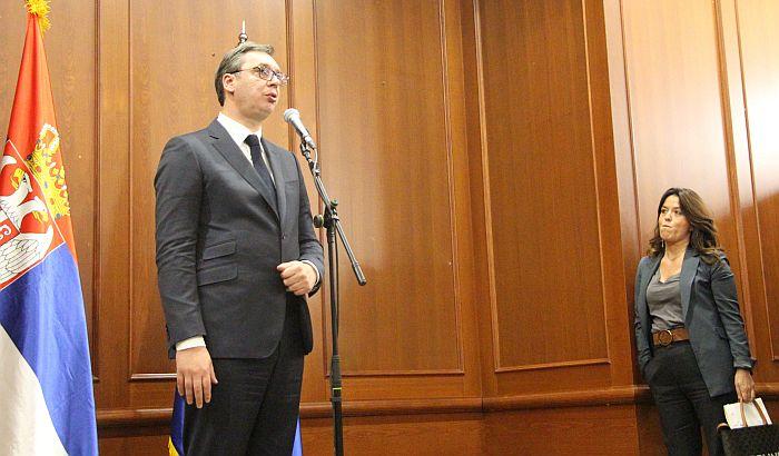 Svi predsednikovi ljudi - kod Vučića se