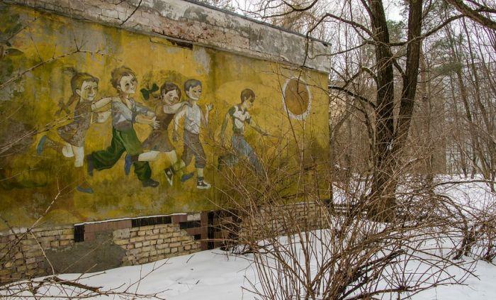 Turisti uhapšeni zbog posete zoni isključenja u Černobilju bez dozvole