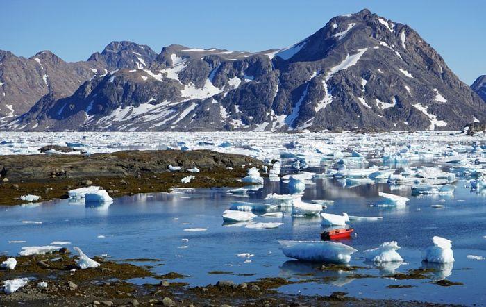 Zarađuju prodajući led s Grenlanda
