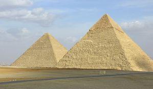 Kefrenova piramida otvara se za turiste nakon restauracije