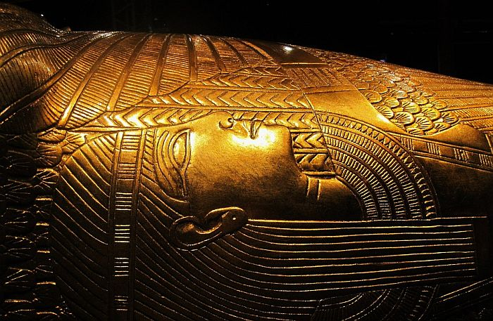 Restauriše se zlatni Tutankamonov sarkofag, prvi put od otkrića