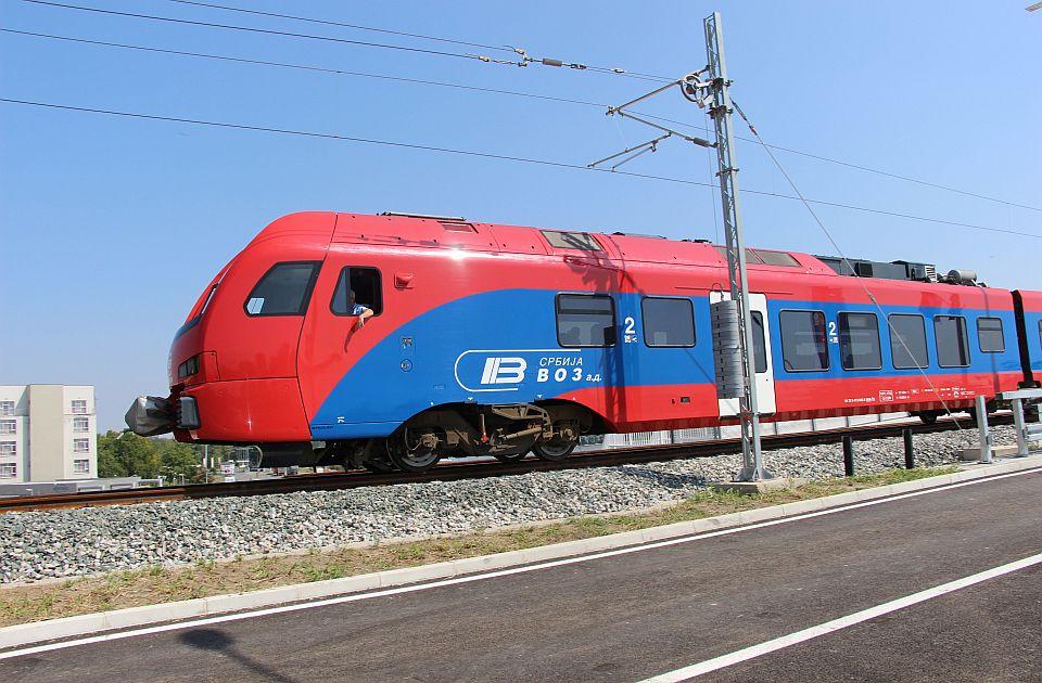 Vozovi između Novog Sada i Beograda će ići 200 km/h, ali čitavih četiri i po minuta