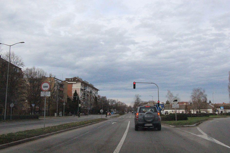"""Protest u Petrovaradinu zbog opasnog saobraćaja: Pogibija devojke """"kap koja je prelila čašu"""""""
