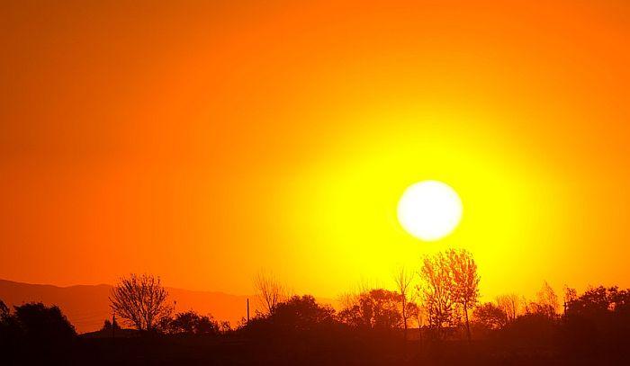 Ova godina verovatno jedna od tri najtoplije
