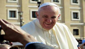 Papa Franja sledeće godine u Crnoj Gori