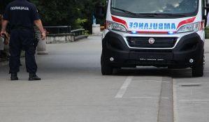Kamion udario i usmrtio ženu na Zrenjaninskom putu