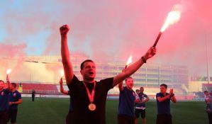 Lalatović: Obećali smo trofej i doneli smo ga, on pripada Novom Sadu