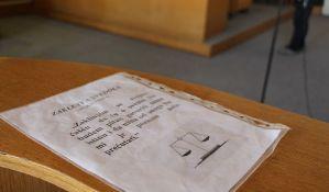 Odloženo suđenje Cvijetiću za pokušaj ubistva Žapca i podmetanje bombe pod kola Tomislava Bokana
