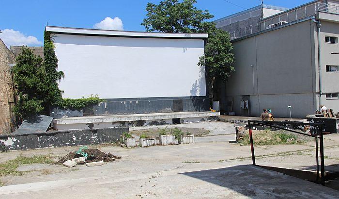 Uskoro ponovo radi Letnji bioskop