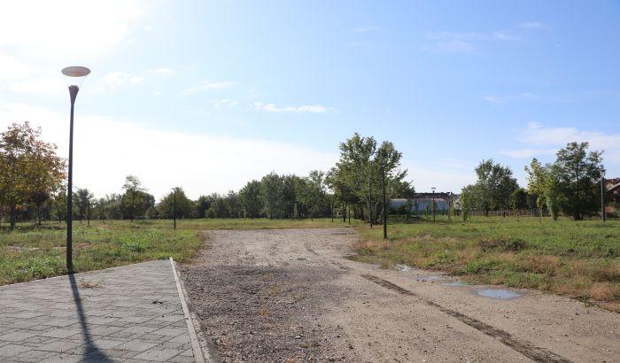 Raspisan tender za radove oko novog parka na Novom naselju