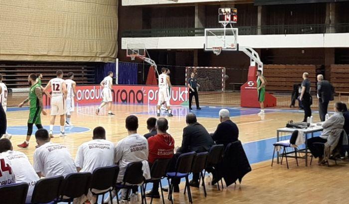 Košarkaši Vojvodine preokretom u poslednjoj četvrtini do pete uzastopne pobede