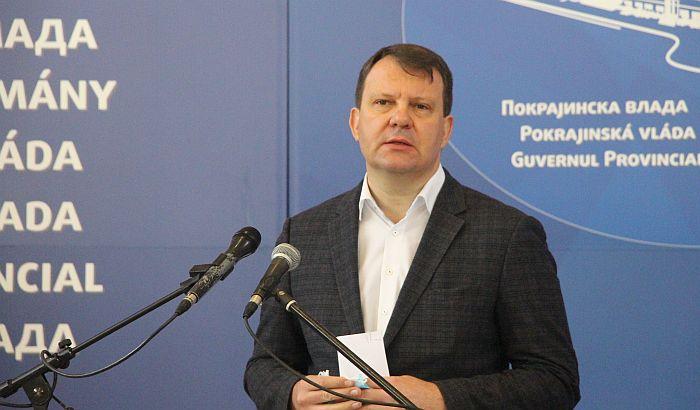 Mirović zvanično mandatar nove Pokrajinske vlade, sednica Skupštine Vojvodine ovog četvrtka
