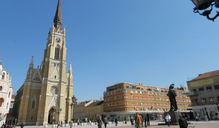 Novi Sad je evropska prestonica kulture 2021.