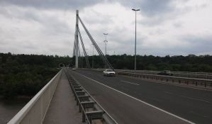 Most slobode zatvoren za vikend zbog auto-trka