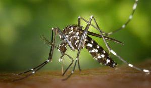 Prskanje komaraca od 27. maja do 11. juna