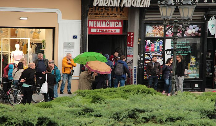 Bez protesta danas u Novom Sadu