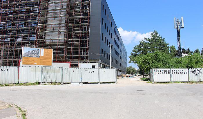 Odložena gradnja novog kružnog toka u Kampusu