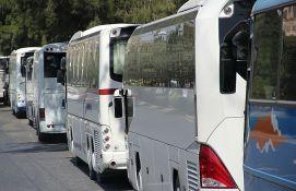 Hiljadu autobusa isključeno iz saobraćaja pred polazak na ekskurzije
