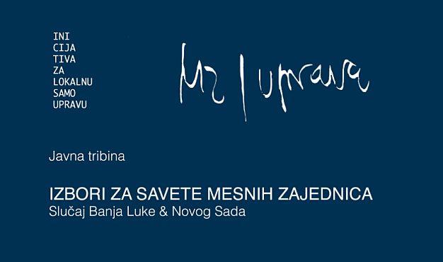 O izborima za Savete Mesnih zajednica u utorak u Radio kafeu: Slučajevi Banjaluke i Novog Sada