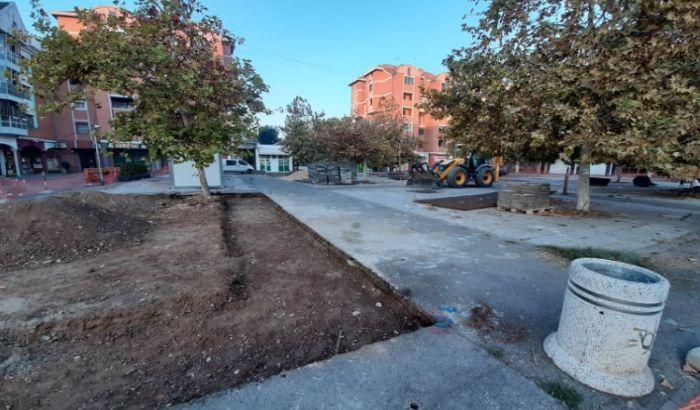 Divlji parking na Novom naselju pretvara se u zeleni trg, ostaje problem sa parking prostorom