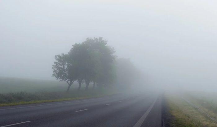 AMSS: Upozorenje zbog magle i klizavih kolovoza
