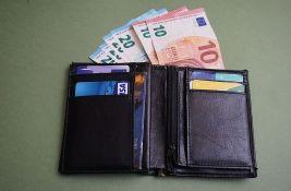 Evro u ponedeljak 117,56 dinara