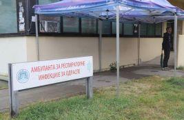 U ambulanti na Novom naselju svaki dan do 300 pozitivnih na kovid