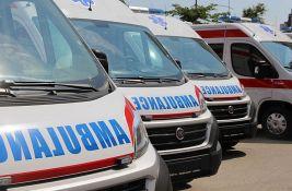 Beba i devojčica povređene u saobraćajnoj nezgodi u Novom Sadu
