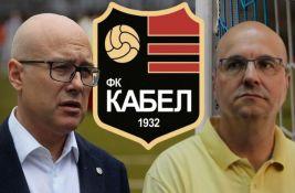 FK Kabel reagovao zbog Slobe Snajpera i optužbi Novakovića: Podnećemo prijavu za svaku narednu laž