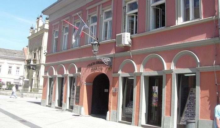 Promocije knjiga Srboslave - Sibe Vuksan danas u Gradskoj biblioteci