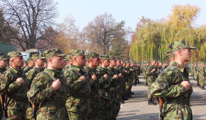 Vojni sindikat: Policija podnela prijavu zbog prošlogodišnjeg protesta