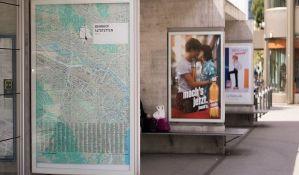 Novi Sad smanjuje naknade za reklame na javnim površinama