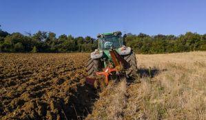 Pšenicom u Srbiji zasejano 430.000 hektara, a neophodno 500.000