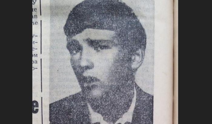 Balašević se sa 15 godina borio protiv kućnog saveta zbog fudbala: Pogledajte njegovo prvo pojavljivanje u medijima