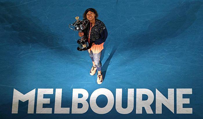 AO: Naomi Osaka drugi put šampionka