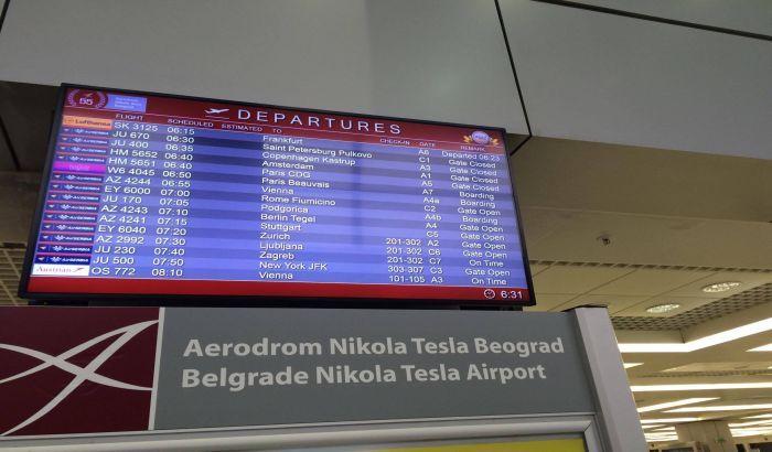 Odleteo prvi čarter za Skiatos iz Srbije