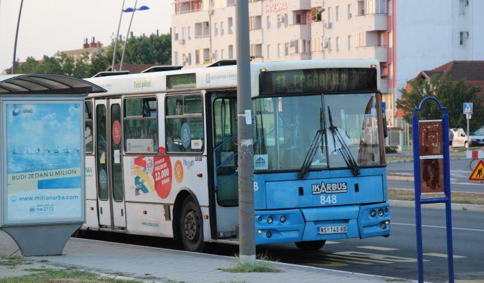 Izmena trasa autobusa broj 3 i 13 od danas
