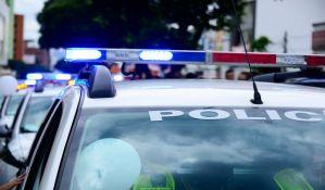 Apatin: Motociklista prešao u suprotnu traku, udario u automobil i poginuo