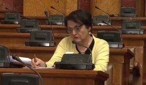 Gordanu Čomić isključuju iz Demokratske stranke; Čomić: Rado ću snositi posledice