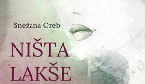Promocija knjige Snežane Oreb večeras u Radio kafeu