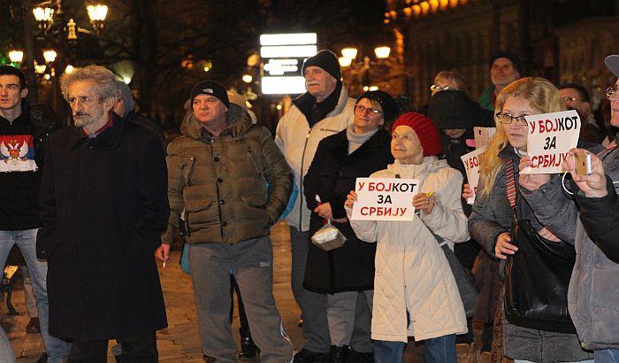 FOTO: Održan novi protest
