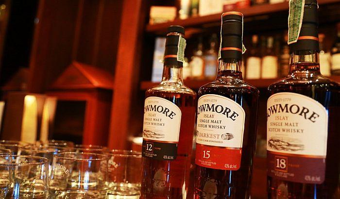 Na aukciji najveća privatna kolekcija viskija