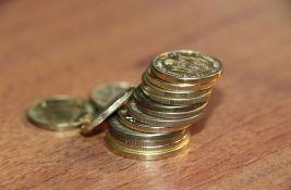 Dinar u ponedeljak ima najveću vrednost prema evru u ovoj godini