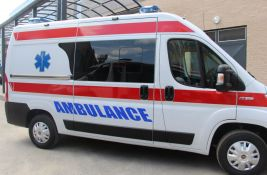 Biciklistkinja povređena na Bulevaru cara Lazara, u udesu na Slanoj bari žena