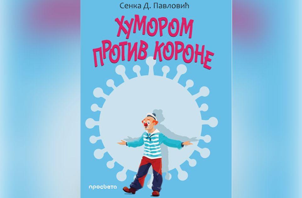 """Odložena promocija knjige """"Humorom protiv korone"""" u Biblioteci na Štrandu"""