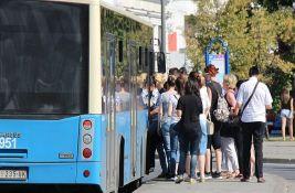 Autobusi GSP na gas neće saobraćati u nedelju