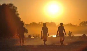 Četvrto najtoplije leto u Novom Sadu