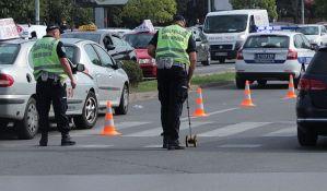 Sedam pijanih vozača uhvaćeno za vikend u Južnobačkom okrugu