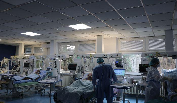 Novosadska Kovid bolnica biće na Mišeluku