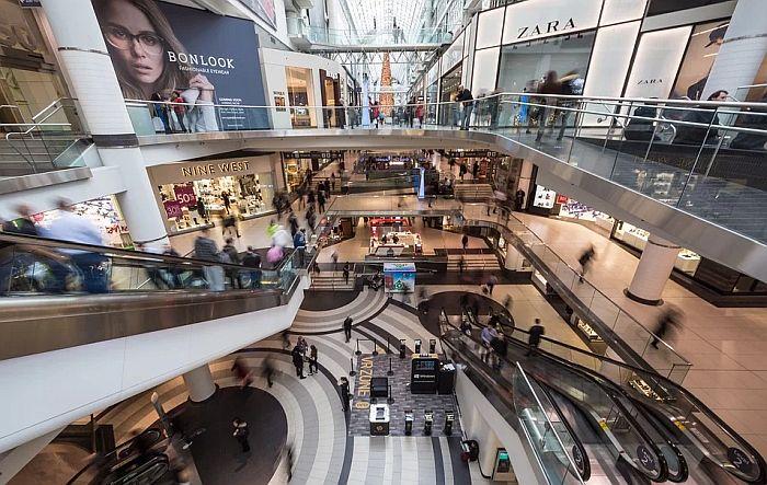 Iako u svetu tržni centri masovno propadaju, u Srbiji niču kao pečurke